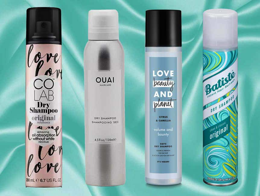 Best Dry Shampoo for Healthy Hair