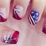 Nails Designs 4th July