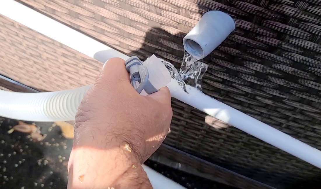 How To Use Bestway Hose Adapter