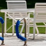 How to Clean Vinyl Strap Patio Furniture